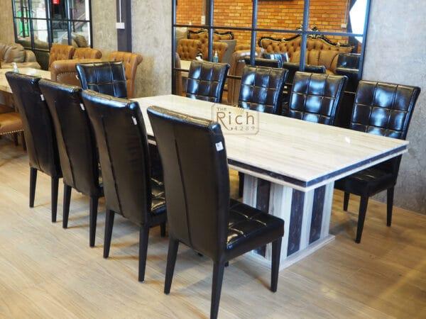 โต๊ะอาหาร 10 ที่นั่ง